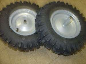 Snow Blower Snowblower Wheels Tires Rims 4.80 8 NEW