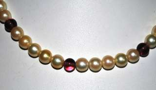tone chain necklace measures approx 18 gold tone beaded 7 bracelet two