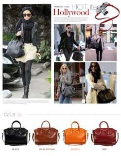 New Nwt GENUINE LEATHER purses handbags TOTES SHOULDER Bag [WB1065