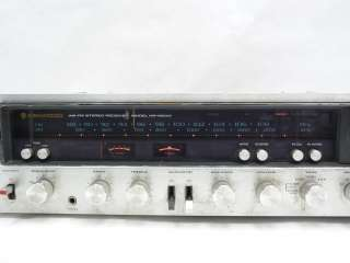 KENWOOD KR 6600 60 WATT WPC AM/FM STEREO RECEIVER TUNER AMPLIFIER AMP