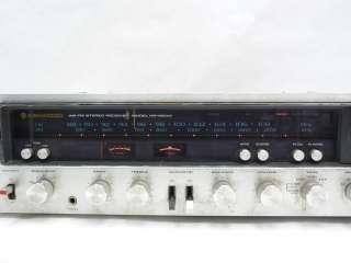 KENWOOD KR 6600 60 WATT WPC AM/FM STEREO RECEIVER TUNER AMPLIFIER AMP