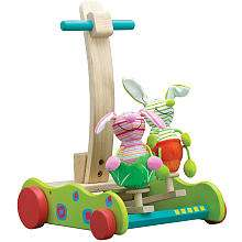 Eco Friendly Hopping Bunny Walker   Wonderworld   Toys R Us