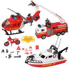 True Heroes Fire & Rescue Company Playset   Toys R Us