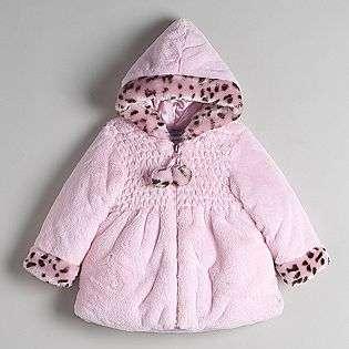 Toddler Girls Faux Fur Jacket  Bon Bebe Baby Baby & Toddler Clothing