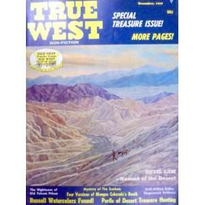 No. 96, Volume 17, No. 2 December 1969: True West Magazine: Books