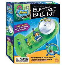 Slinky Science Electric Bell Buzzer Telegraph Kit   Poof Slinky