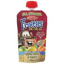 Fruities On The Go Tow Mater  (Apple/Mango/Carrot)   Beech Nut