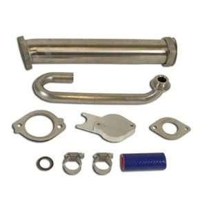 BD Diesel Billet Aluminum EGR Delete Kit   1090001