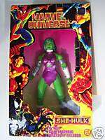She   Hulk 10 Toy Biz Marvel Universe figure