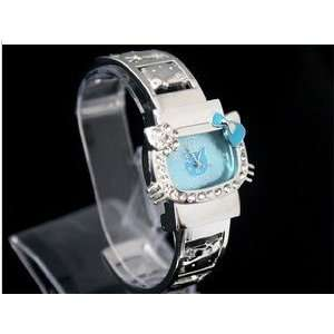 Miss Peggy Jos   Hello Kitty Bracelet Watch T46 bl Quartz and a Hello