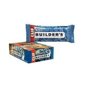 Clif Builders Natural Protein Bar   Cookies N Cream   Box of 12