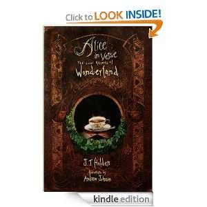 of Wonderland: J. T. Holden, Andrew Johnson:  Kindle Store