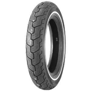 Harley Davidson Slim Whitewall Rear Tire   Size  MT90B 16 Automotive