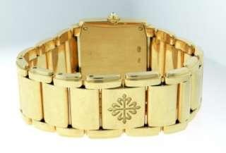 Ladies Patek Philippe Twenty 4 18K Rose Gold Diamond Watch + Box
