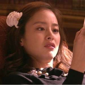 Korean Drama MY PRINCESS KIM TAE HEE Cream Hair Clip