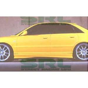 Audi A4 96 97 98 99 00 01 Side Skirt Body Kit RG Style