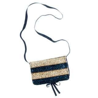 Girls sparkle stripe day purse   bags   Girls jewelry & accessories
