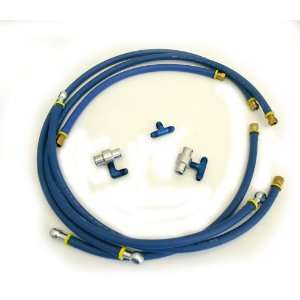 Agency Power Garrett Turbo Water Line Kit Porsche 996TT 01