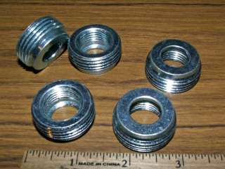 Male to 1/2 Female Threaded Reducers Bushing Pipe