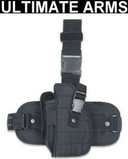 UAG LEFTY TACTICAL DROP LEG PISTOL HAND GUN HOLSTER