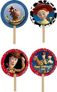 Toy Story 3 Personalized Birthday Invitations & Favors