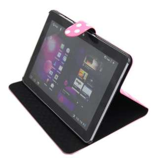 Dot Leather Cover Case For Samsung Galaxy Tab 10.1 P7510 P7500