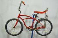 Vintage 1978 Schwinn Junior Stingray kids bicycle bike flamboyant red