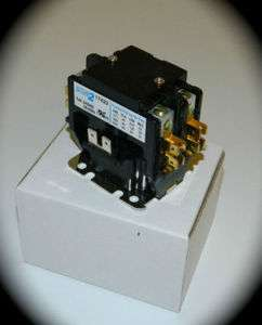 New 40 amp 2 pole 240 v coil Definite Purpose Contactor