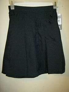 girls navy blue Genuine School gear school uniform skirt/skort 14 girl