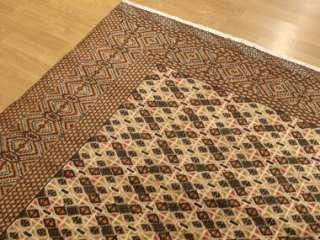 7x10 Beautiful Handmade Fine Persian Turkman Bukara Rug