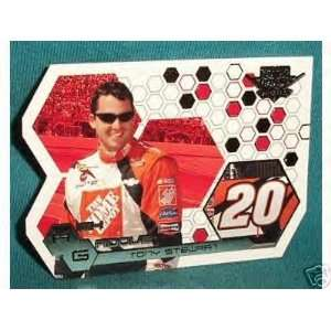 Tony Stewart Home Depot (Racing Cards)  Sports & Outdoors