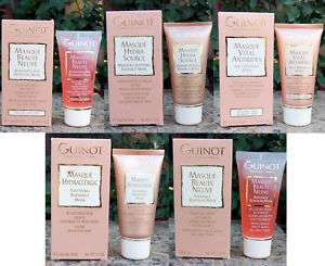 GUINOT MASK PRODUCT LINE 1.7 oz