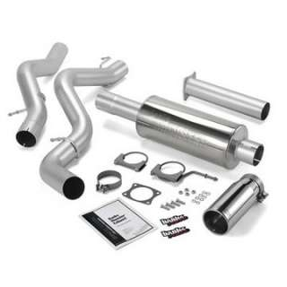 Banks 4 Monster Exhaust 06 07 Chevy/GMC Duramax 6.6L 48939