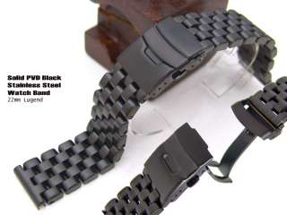 SUPER Engineer Solid Stainless Steel strap, Watch Band