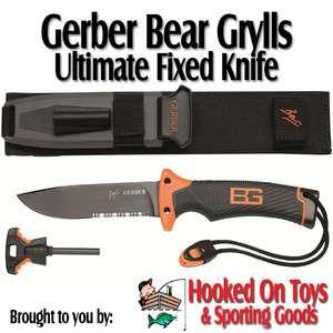Gerber Bear Grylls Survival Series Ultimate Fixed Knife