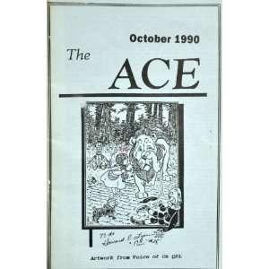 ACE: Association of Clandestine Radio Enthusiasts (October