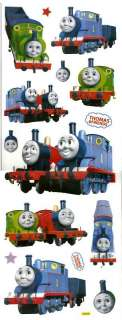 Thomas Train Tank Engine Henry James Static Cling On