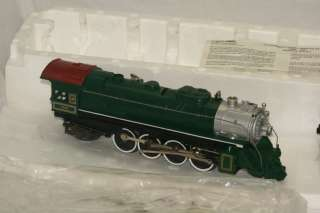 LIONEL 6 8309 O GAUGE 2 8 2 SOUTHERN MIKADO STEAM LOCOMOTIVE ENGINE