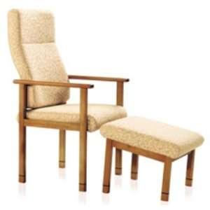 KI Briar BPO NC, Healthcare Patient Chair, Open Arm