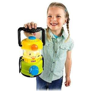 Fisher Price Fun to Imagine Camping Lantern: Toys & Games