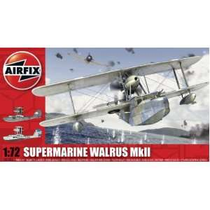 Walrus MkII Military Aircraft Classic Kit Series 2 Toys & Games