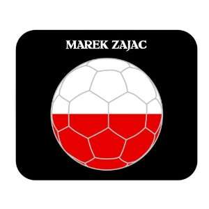 Marek Zajac (Poland) Soccer Mouse Pad: Everything Else