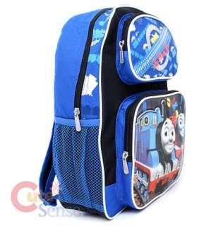 Thomas Tank Engine w/James School Backpack 14 Medium Bag