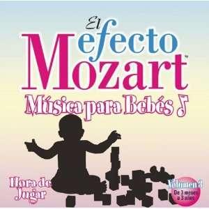 Musica Para Bebes V.3 Hora de Jugar (Mozart Effect