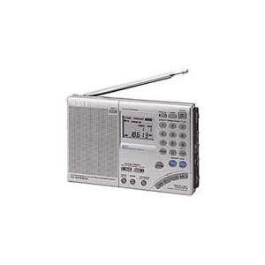 Sony FM Stereo Multi Band World Band Receiver Radio Electronics