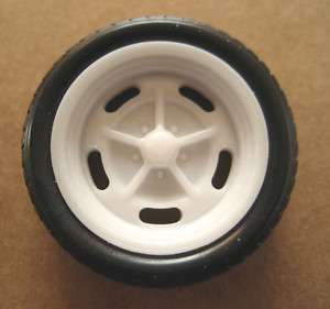 Resin 1/25 &1/24 American Racing Salt Flats Wheels