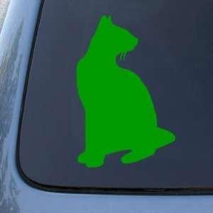 SIAMESE   Cat   Vinyl Car Decal Sticker #1558  Vinyl Color
