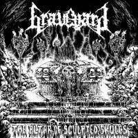 GRAVEYARD The Altar Of Sculpted Skulls AUTOPSY CARNAGE DEATH ASPHYX