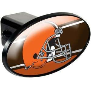 NFL Cleveland Browns Trailer Hitch Cover