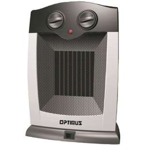 Oscillating Ceramic Heater With Thermostat (Electronics Other / Fans
